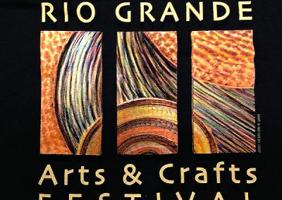 22 annual rio grande arts and crafts festival small